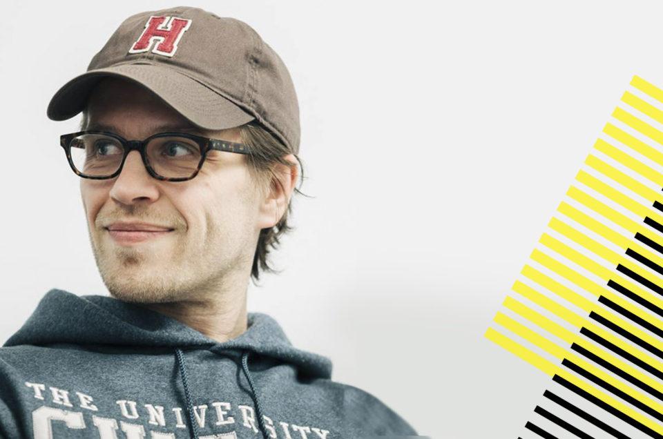 Александр Лядов — докладчик Out Of Home Forum '18