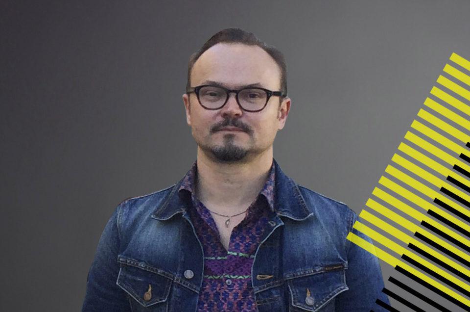 Максим Васильев — докладчик Out Of Home Forum'18