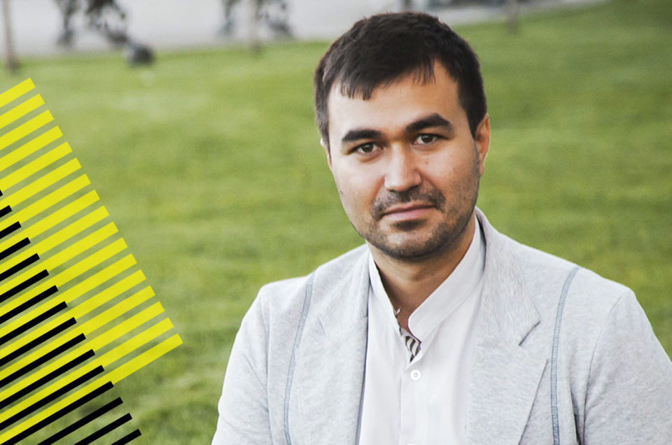 Игорь Гусев — докладчик Out Of Home Forum '18