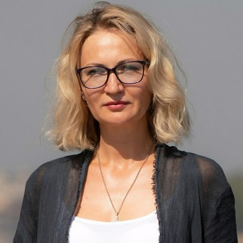 Оксана Полищук